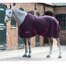 WEATHERBEETA WICKER COOLER RUG - BLACK/BERRY - RRP £39.99